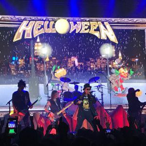 Helloween live at MTelus in Montreal, Quebec, Canada Concert Review