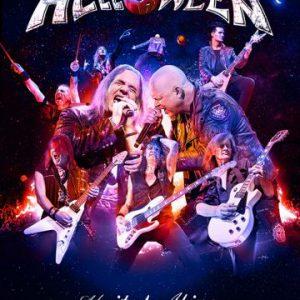 Helloween – 'United Alive' DVD (October 4, 2019)