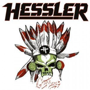 Hessler CD cover