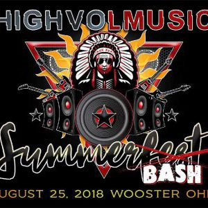 HighVolMusic to present Summer Bash in Wooster, Ohio, USA featuring Tuff, EMN and Billy Morris