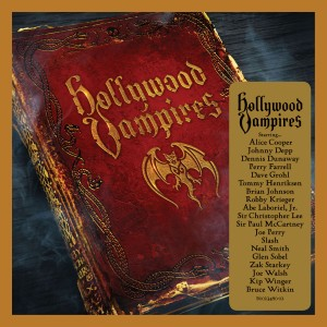 Hollywood Vampires CD deluxe cover