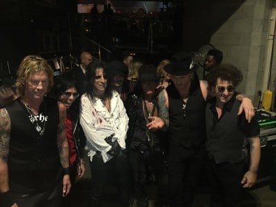 Hollywood Vampires photo