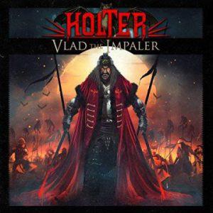 Holter – 'Vlad The Impaler' (November 2, 2018)