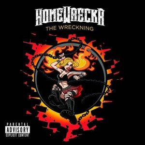 Homewrekcr CD cover