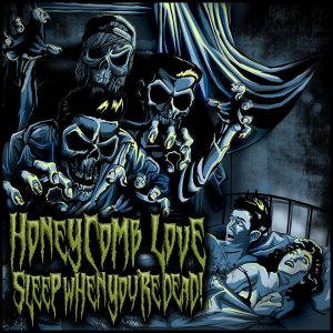Honeycomb Love CD cover