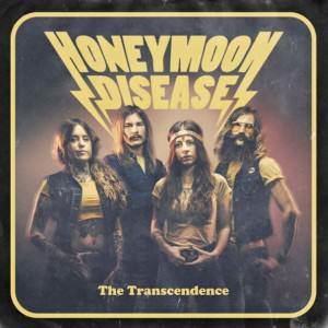 Honeymoon Disease CD cover