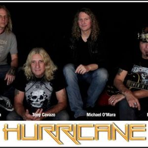 '80s hair metal rockers Hurricane with new line-up to play shows in 2016
