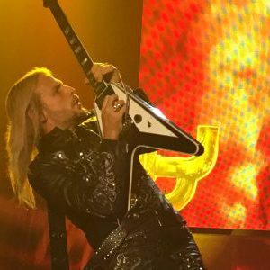 Judas Priest with opener Saxon live in Oshawa, Ontario, Canada Concert Review