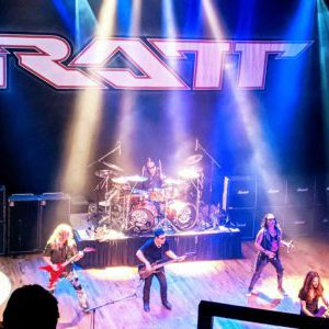 Ratt live at the House of Blues Houston in Houston, Texas, USA Concert Review