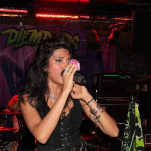Diemonds live at the Bovine Sex Club in Toronto, Ontario, Canada Concert Review