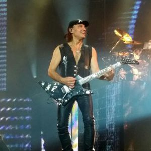 Scorpions with opener Megadeth live in Toronto, Ontario, Canada Concert Review