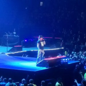 Guns N' Roses live at the Air Canada Centre in Toronto, Ontario, Canada Concert Review