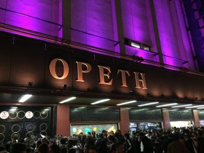 Opeth Live Mexico City - Teatro Metropolitan