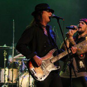Quiet Riot live in North Tonawanda, New York, USA Concert Review
