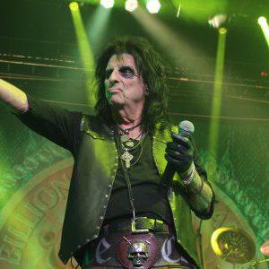Alice Cooper live at Casino Rama, Rama, Ontario, Canada Concert Review