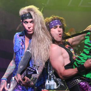 Steel Panther with opener Striker live at Mavricks Music Hall in Barrie, ON, Canada Concert Review