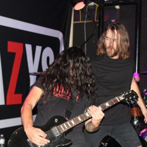 The Lazys live at Club Absinthe in Hamilton, Ontario, Canada Concert Review