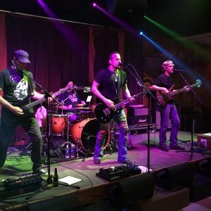 The Brandon Gibbs Band live in Minneapolis, Minnesota, USA Concert Review