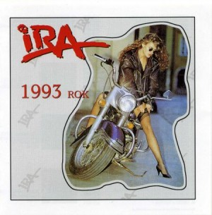 IRA 1993 Rok CD cover