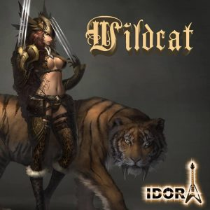 Idora CD cover