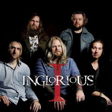 Inglorious To Release Sophomore Album Inglorious Ii On May 12th
