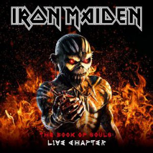 Iron Maiden – 'The Book Of Souls: Live Chapter' (November 17, 2017)