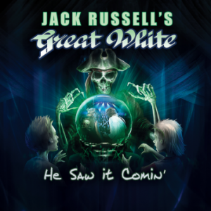 """Jack Russell's Great White – 'He Saw It Comin"""" (January 27, 2017)"""