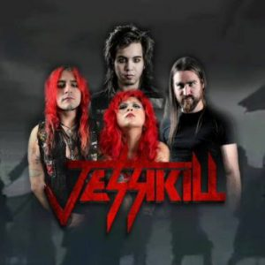 """Jessikill release video for song """"Save Me"""""""