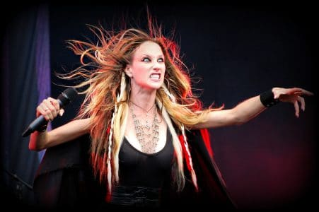 Huntress Lead Vocalist Jill Janus Has Reportedly Passed