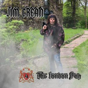 Jim Crean's new album 'The London Fog' to feature guests including Chris Holmes, Mike Tramp & more