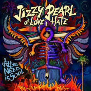 Jizzy Pearl of Love/Hate – 'All You Need Is Soul' (May 11, 2018)