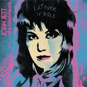 Joan Jett CD cover