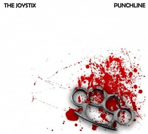 Joystix CD cover 5