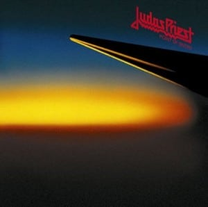 Judas Priest CD cover 2