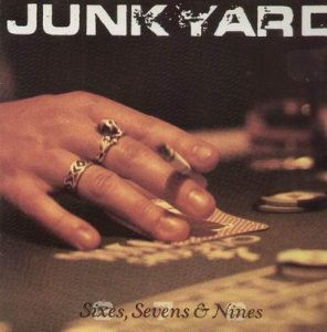 Junkyard CD cover 2
