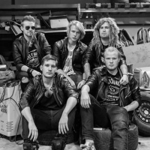 """Junkyard Drive release video for song """"Drama Queen"""""""