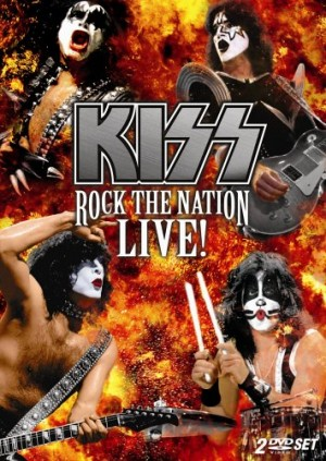 KISS DVD cover