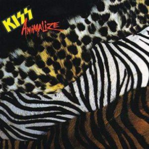 KISS: 'Animalize'