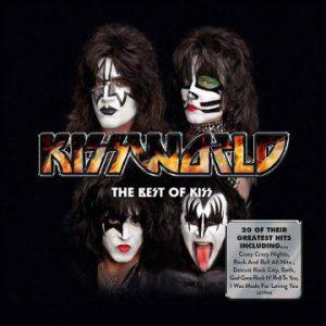 KISS: 'KISSWorld – The Best Of KISS' (June 2, 2017)