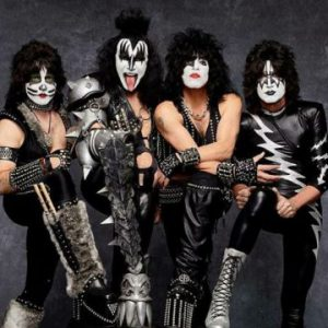 Setlist and video footage from KISS' show in Reno, Nevada yesterday night