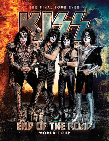 Kiss With Opener David Lee Roth Live At Keybank Center In Buffalo New York Usa Concert Review Sleaze Roxx