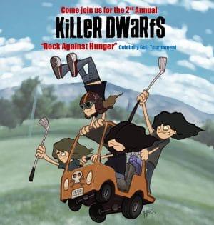KIller Dwarfs poster