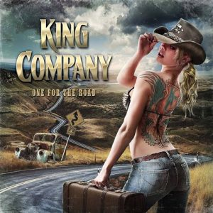 KIng Company CD cover