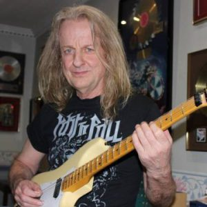 K.K. Downing has no reason to think he'll be included in Judas Priest's 50th year anniversary
