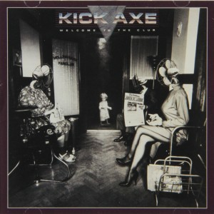 Kick Axe CD cover