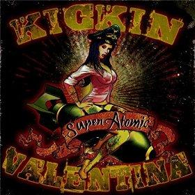 Kickin Valentina CD