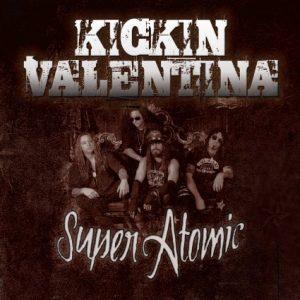 Kickin Valentina album cover
