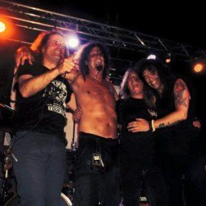 Killer Dwarfs to continue recording new live album at Whitehorse, Yukon, Canada show
