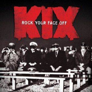 Kix CD cover