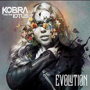 Kobra And The Lotus – 'Evolution' (September 20, 2019)
